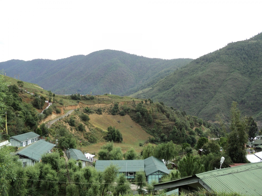 One of the best places to visit in arunachal pradesh, Dirang.
