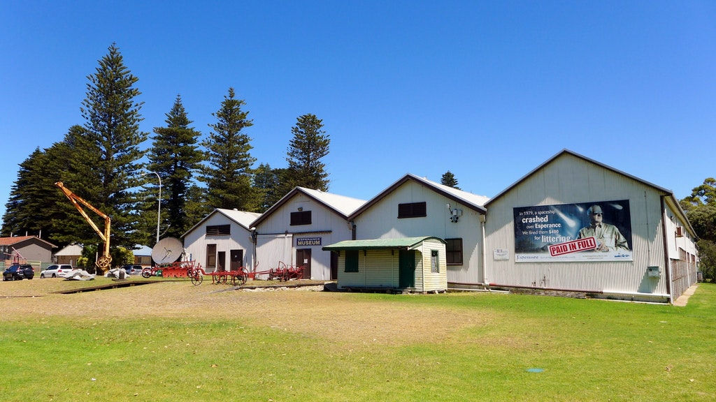 A picture of the Esperance Museum, one of the top attractions in Esperance