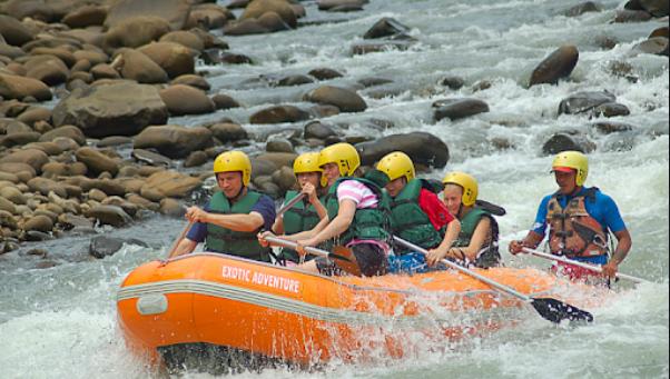 Padas River Rafting,