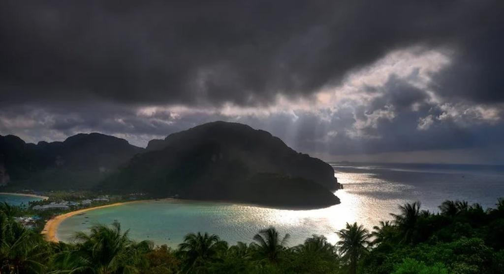 Monsoon Season in Thaialnd