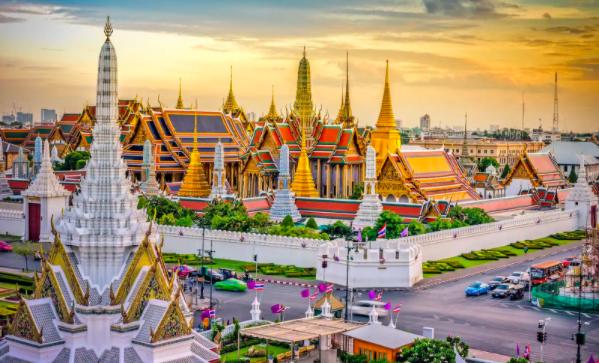 City Bangkok, Thailand.