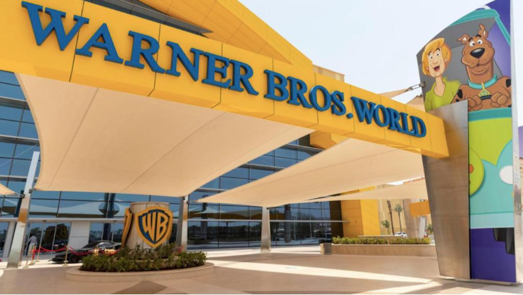 Warner Bros, Abu Dhabi