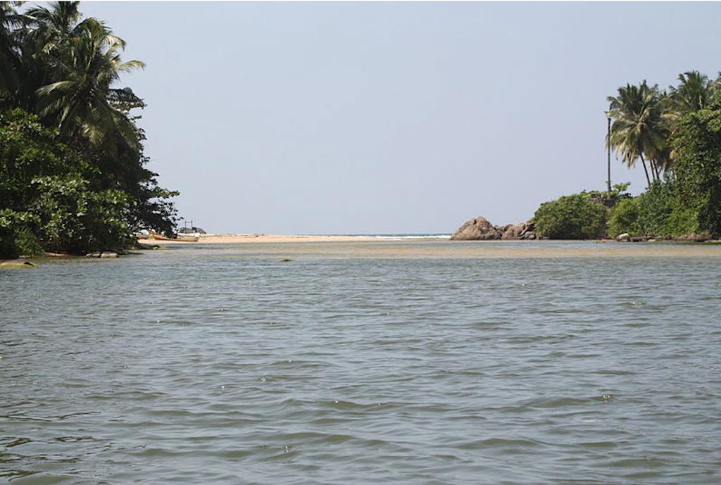 Madu Ganga River