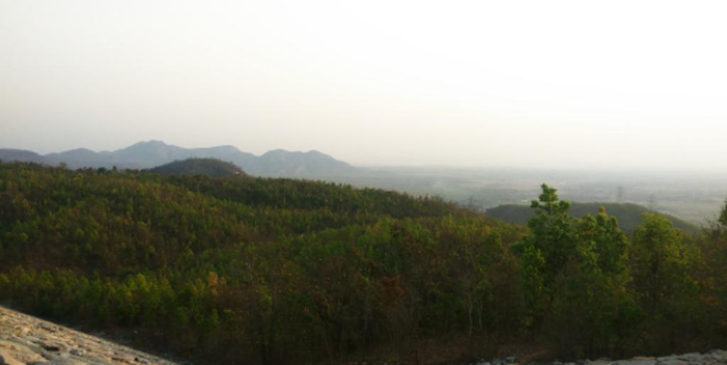 Ajodhya Hills near Kolkata