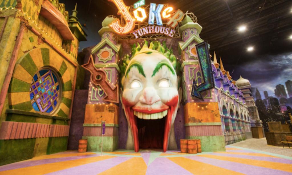 The Joker Studio, Warner Bros.
