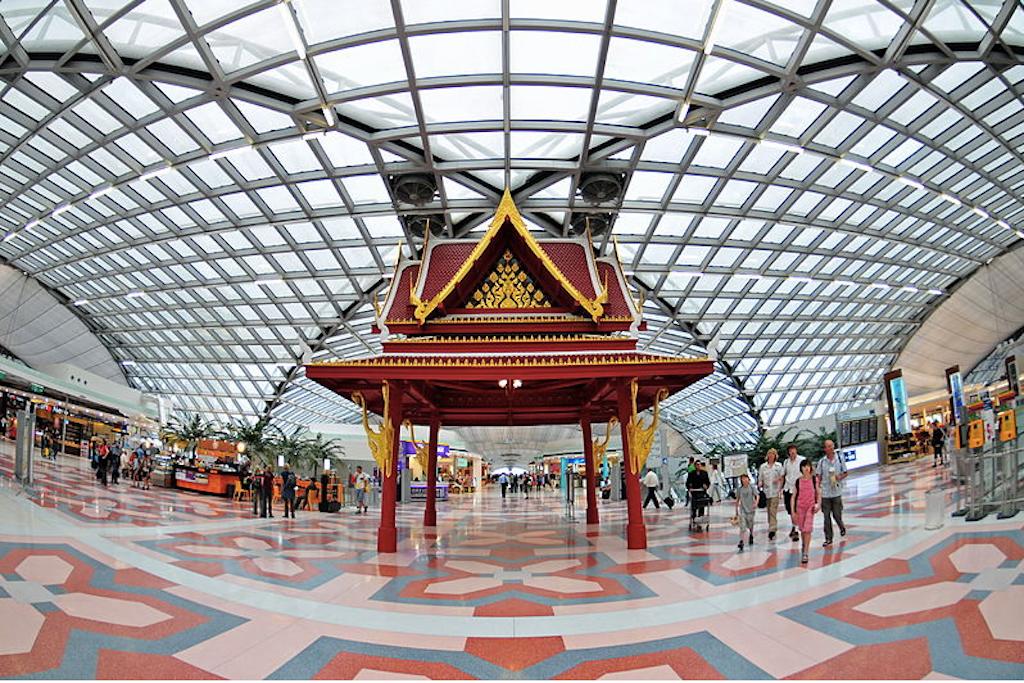 Bangkok International Airport