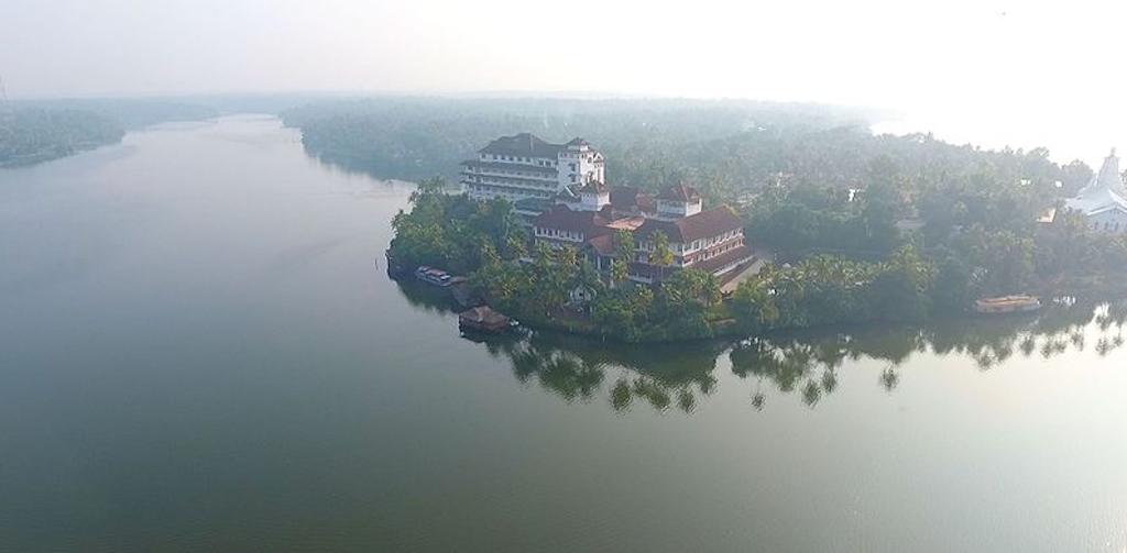 Backwaters in Kozhikode or Calicut