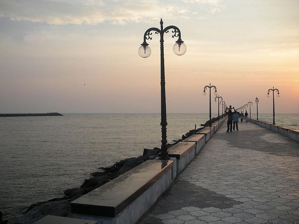 Beypore Beach, Calicut