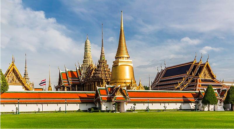 Grand Palace :