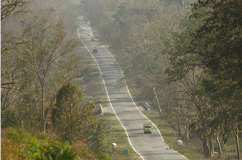 The Mysore route