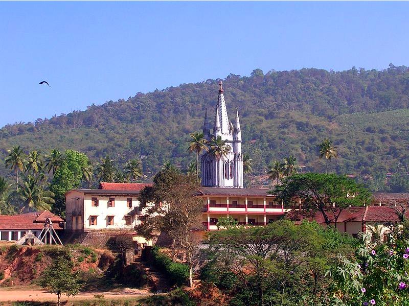 Virajpet Church
