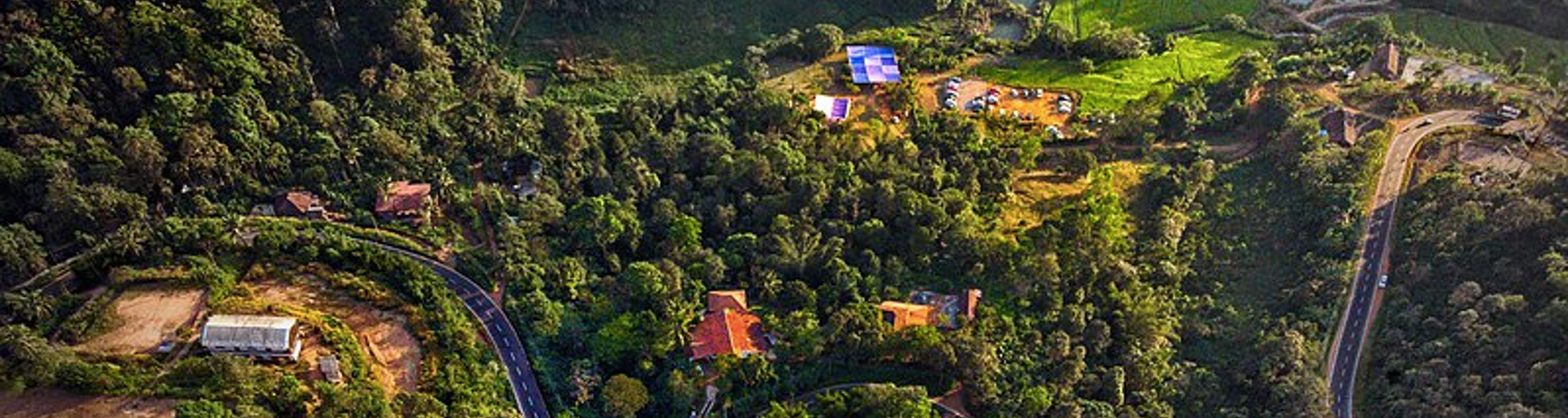 Coorg City View