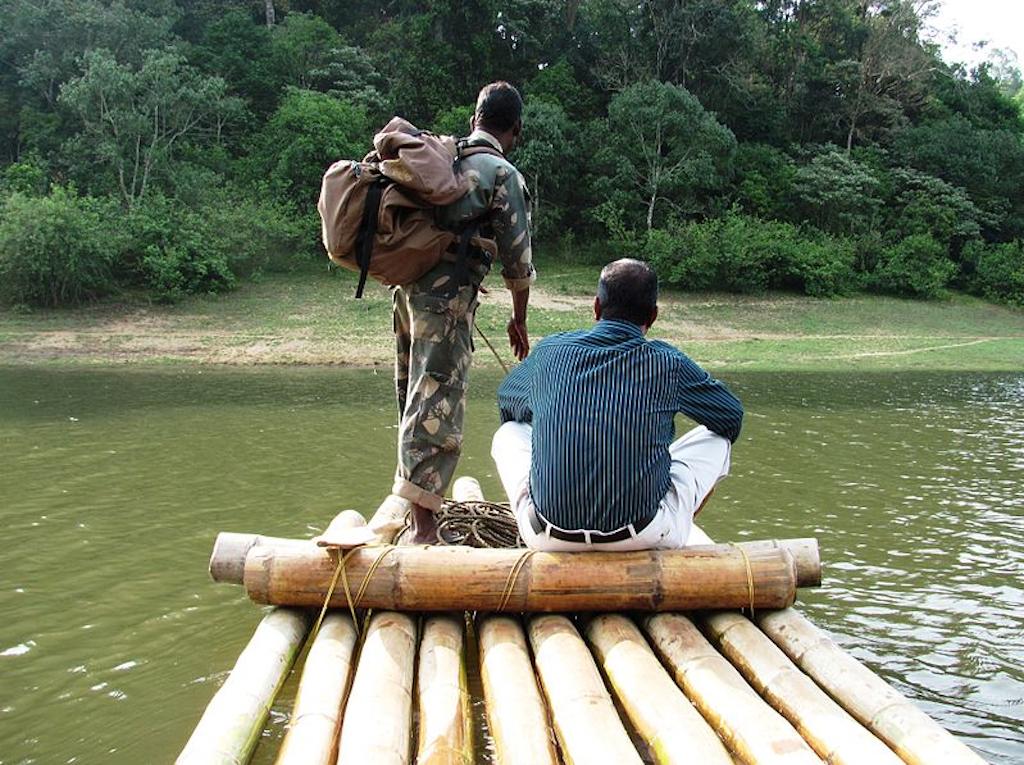 Bamboo Rafting And Hiking