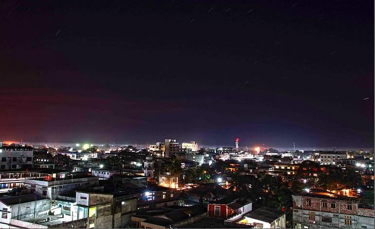 Night in Dilbrugarh