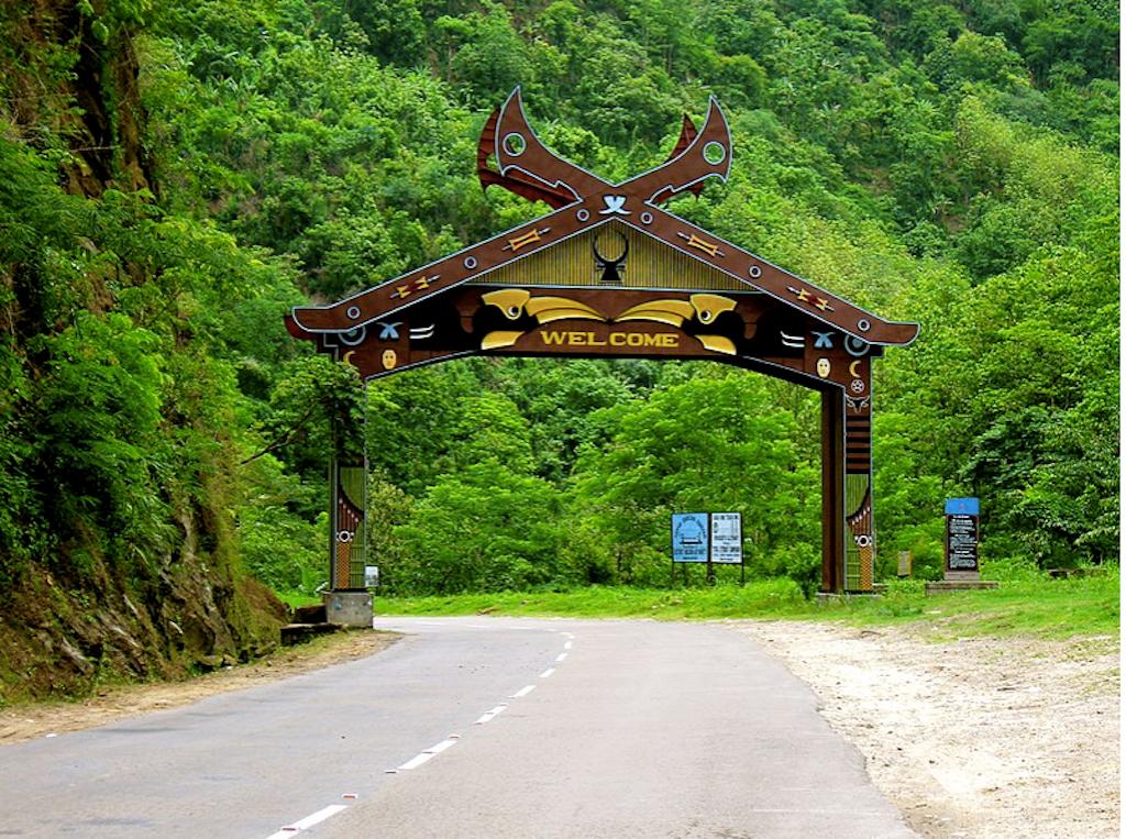 Village in Mon