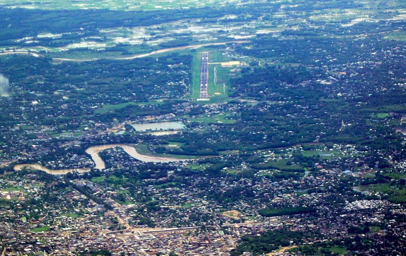 Dimapur City View