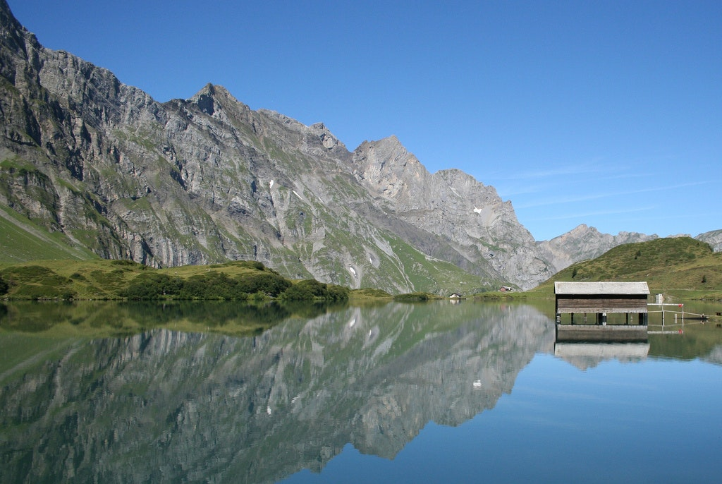 Trüebsee ,Things to Do in Engelberg Switzerland