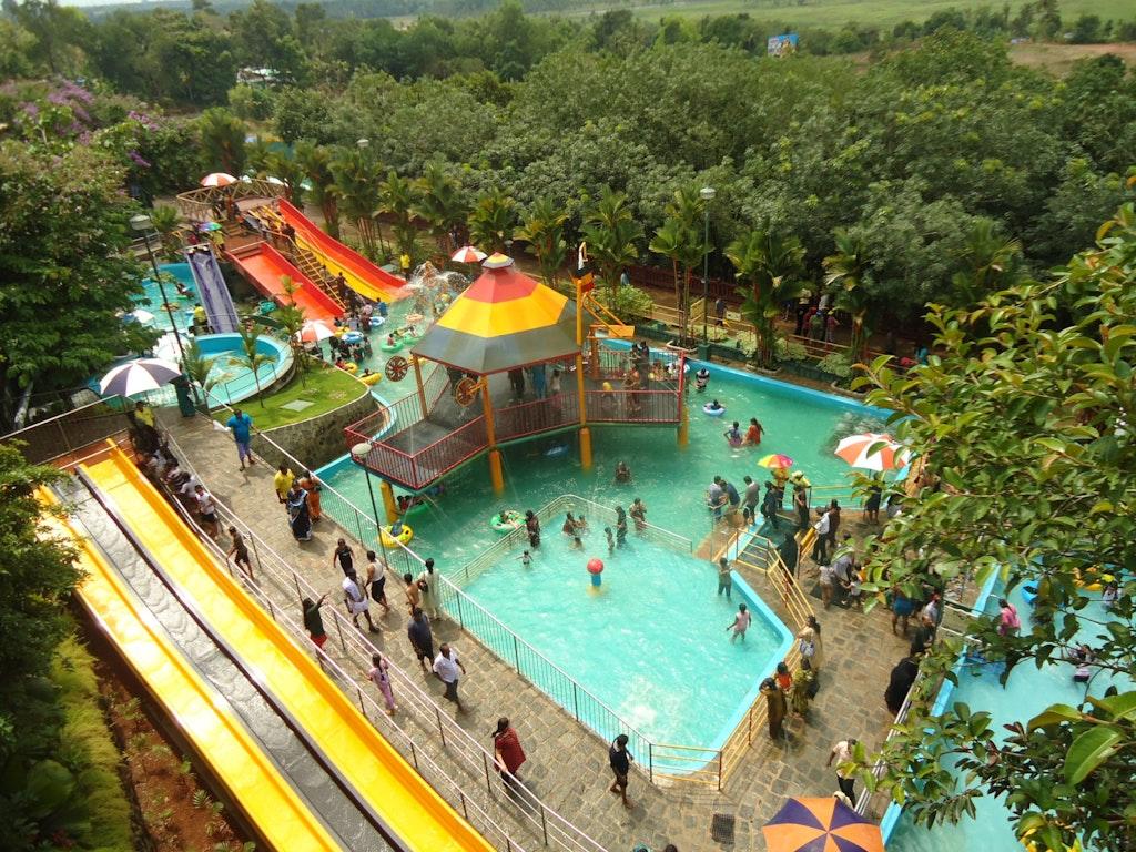 Wonderla Water Theme Park Kochi, Kerala