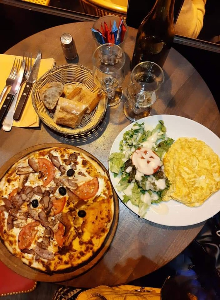 A picture of the local cuisines of Europe