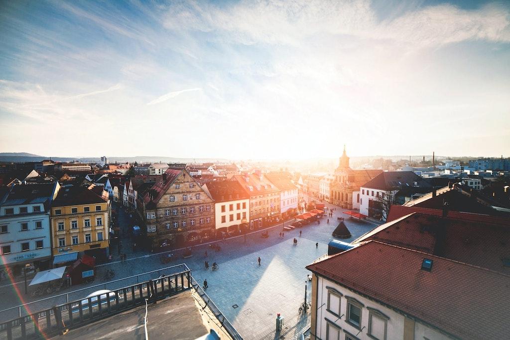 historical city Braunschweig