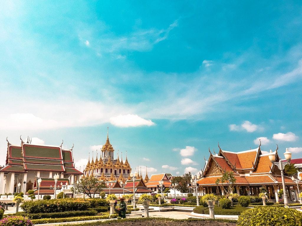 Place to visit in Bangkok