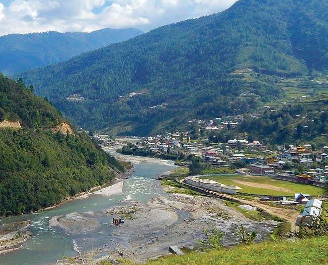 The beautiful state of Arunachal Pradesh