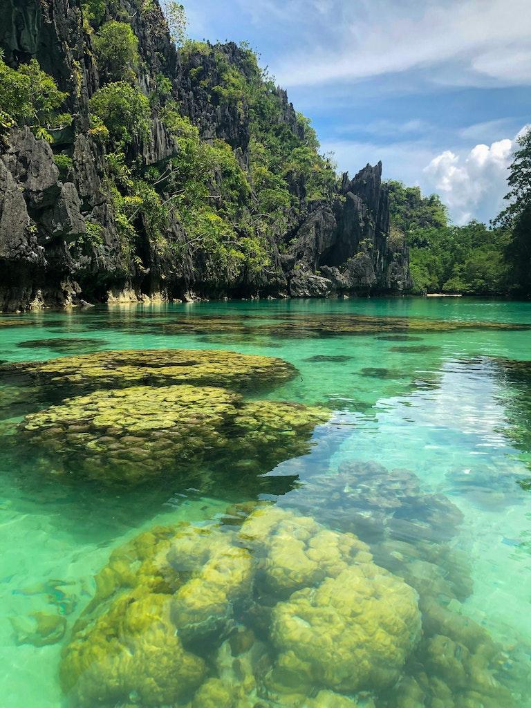 Big Lagoon, El Nido INSTAGRAMMABLE PLACES IN PHILIPPINES