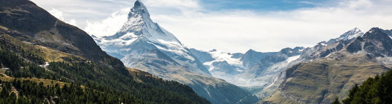 Switzerland in May