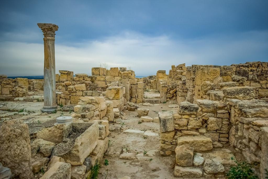 Kourion in Limassol