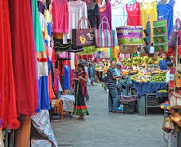 Markets in Mauritius