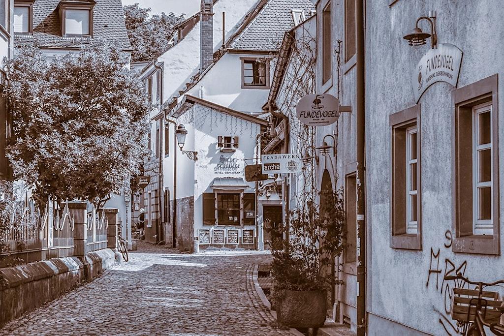 Evenings at Freiburg