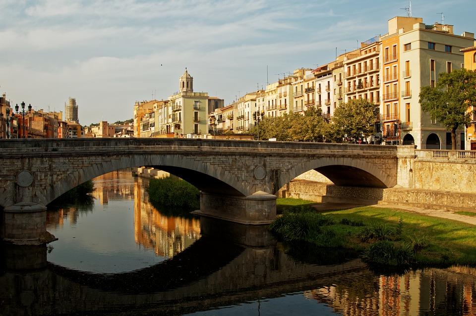 Girona City bridges