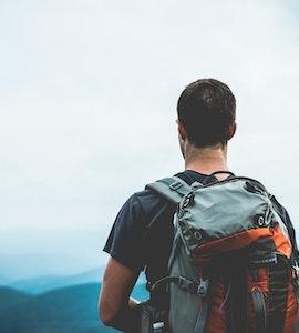 Hiker Backpacker Backpacking
