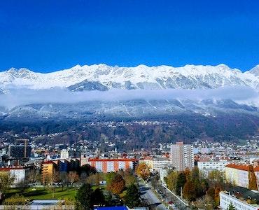 Panorama of Innsbruck