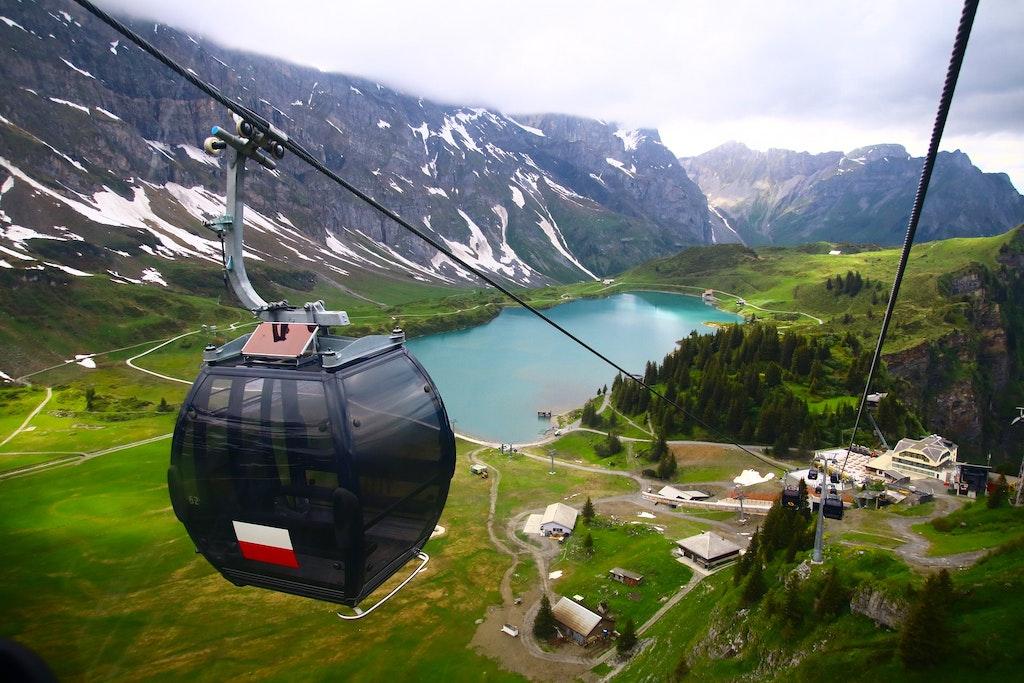 Mt. Titlis in Engelberg