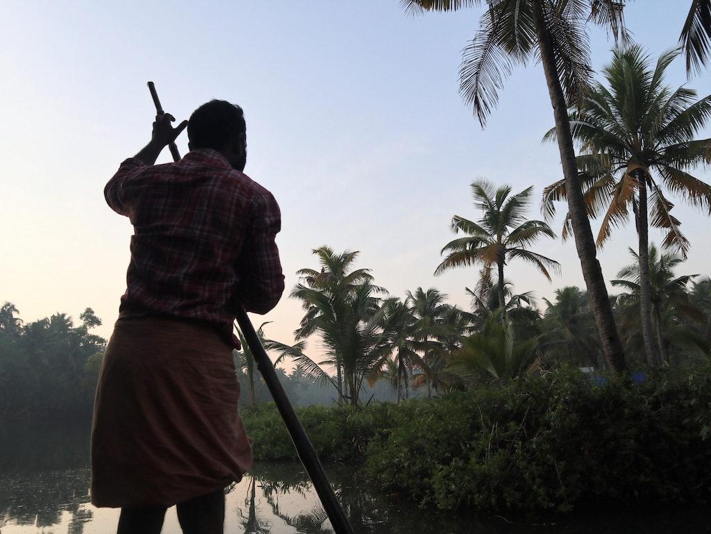 Gods own city, Kerala's Munroe Island
