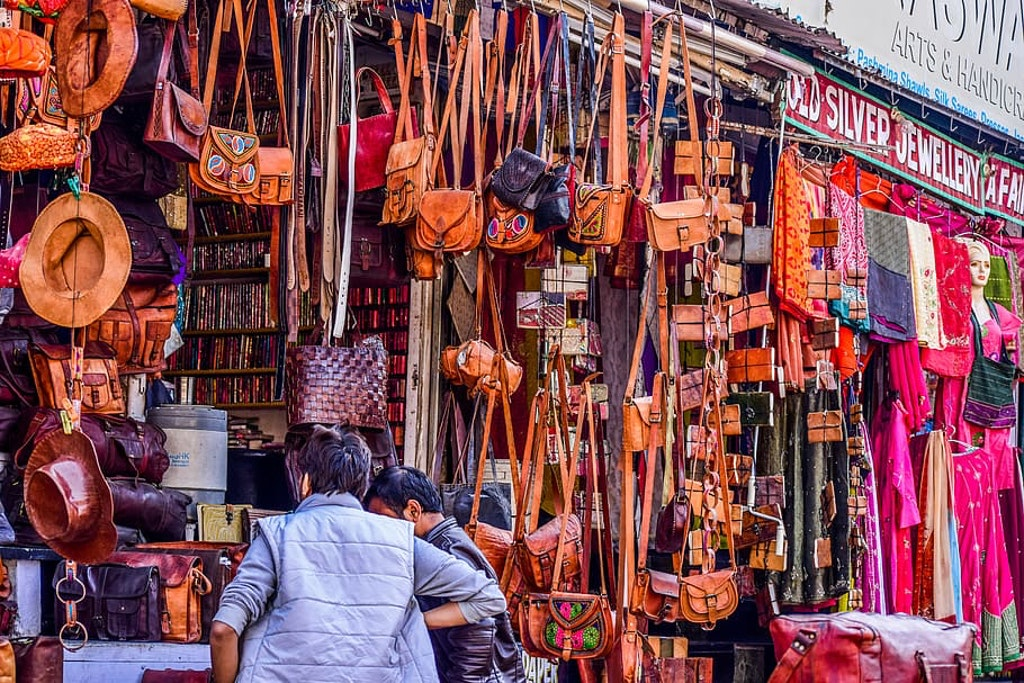 shopping in Udaipur