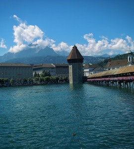 City view of Switzerland