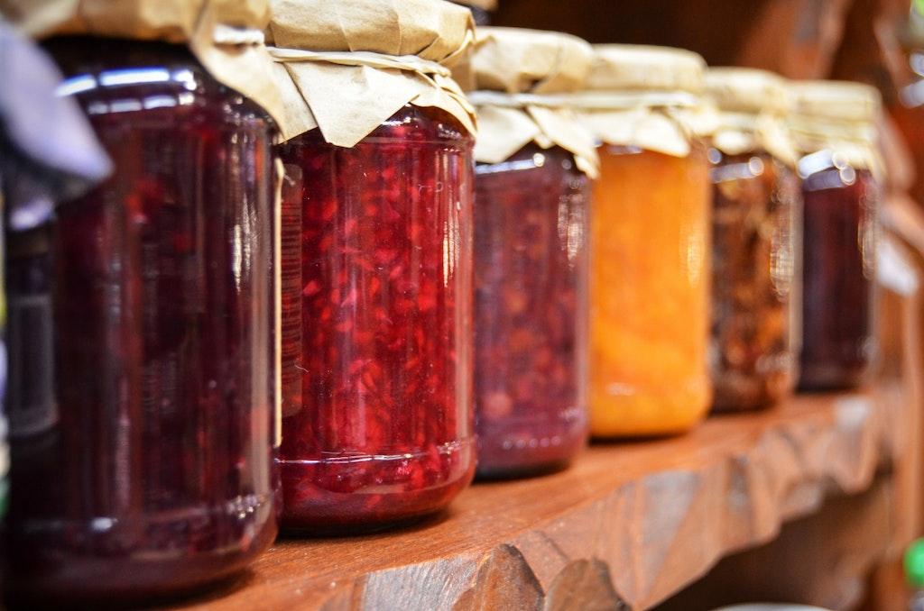 Jam bottles| Shoping in Sri Lanka