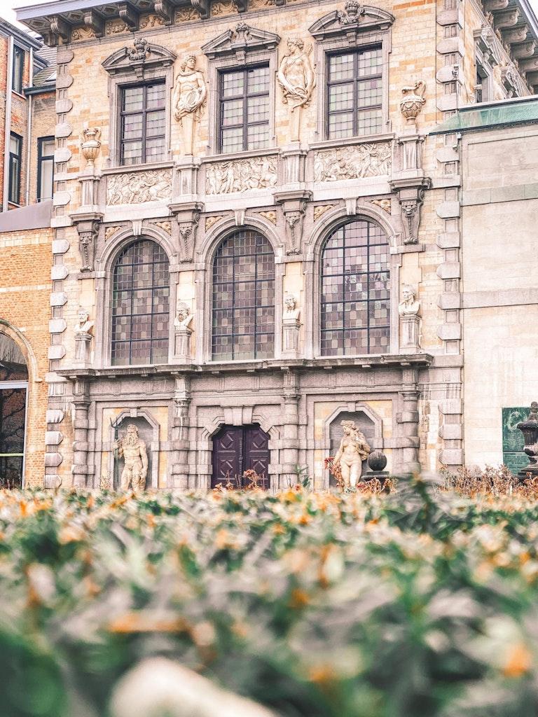 The house of Ruben, Antwerp, Belgium