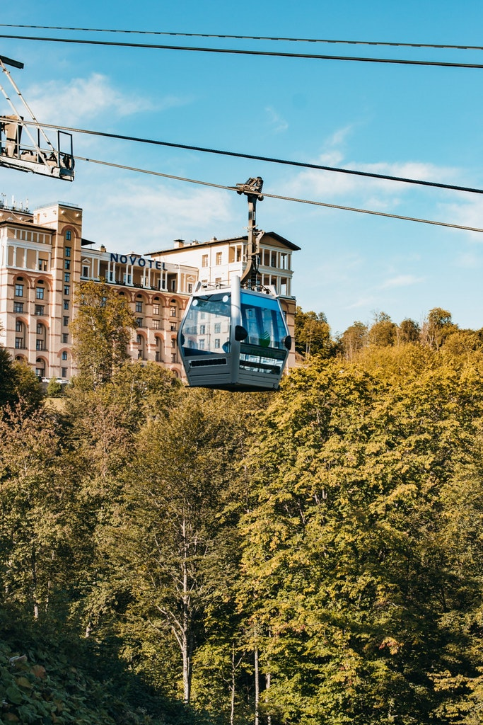 Cable Car Ride: Funchal