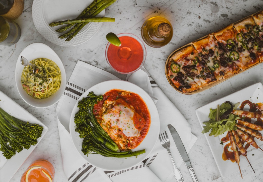 Italian Cuisine food
