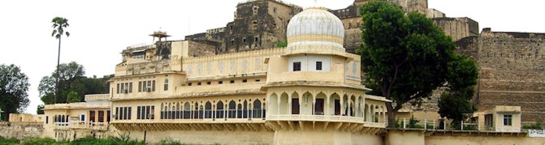 Phool Mahal Palace in Kishangarh