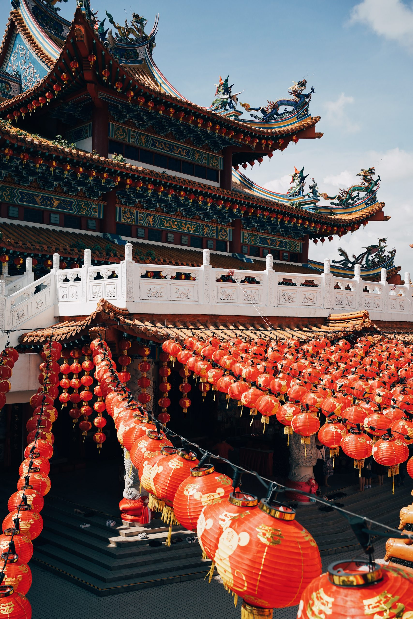 Thean Hou Temple hidden features