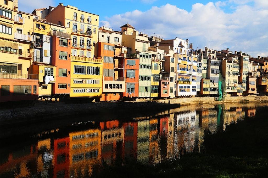 Building of Girona