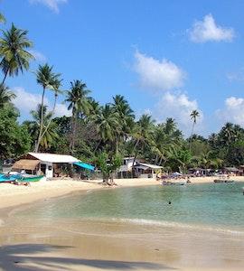 Sri lanka in September
