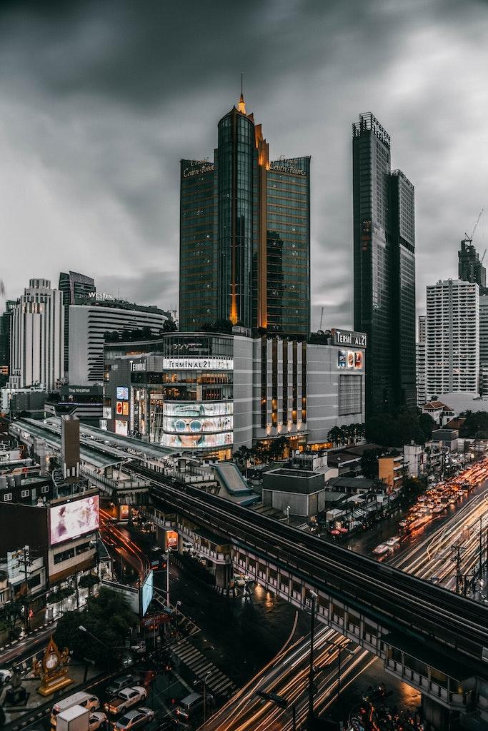 Terminal 21 Bangkok mall