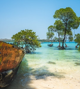 A beautiful click of Andaman