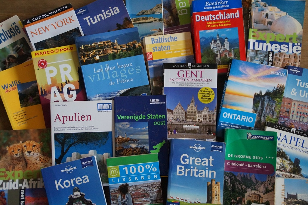 Travel Guides Holiday