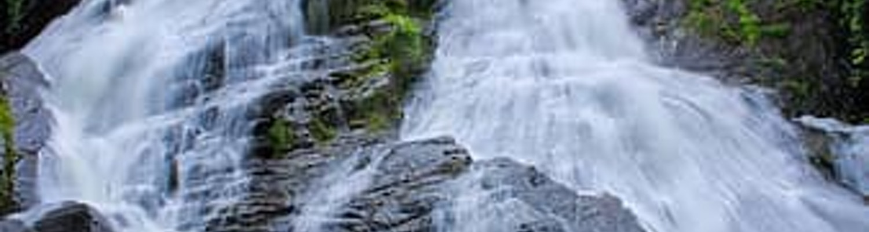 Waterfall in Kerala